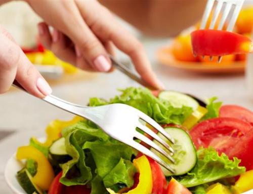 Изчистваща диета със сурови храни