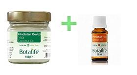 Комплекс от натурални масла за стимулиране на лимфната система
