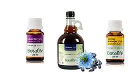 Комплекс от етерични масла за контрол на диабета