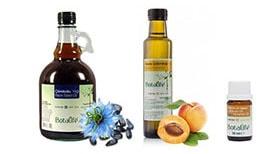Комплекс от натурални масла за онкологични заболявания