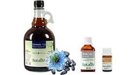 Комплекс от натурални масла за псориазис и раздразнения по кожата