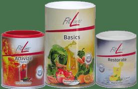 Fitline Клетъчно хранене - Оптимален сет