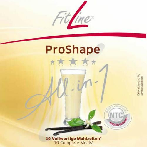 ProShape All-in-One Ванилия