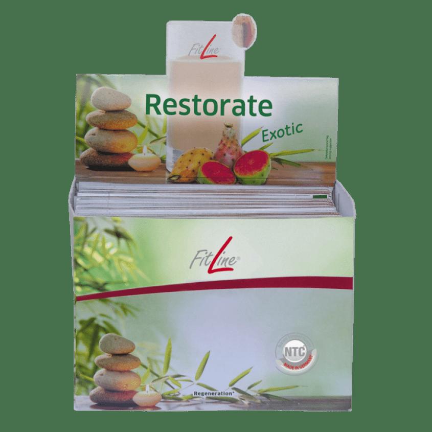Restorate Exotic - сашета